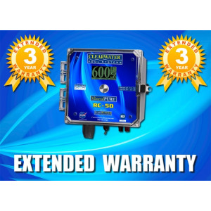 RC-50 Extended Warranty