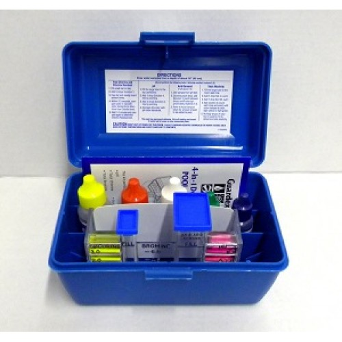 Cla 62 Guardex 4 In 1 Test Kit For Residential Use
